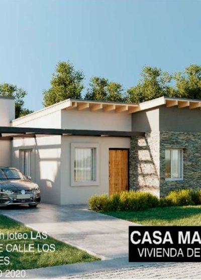 Cip Inmobiliaria Venta de casa a estrenar en Merlo magdalenas 01