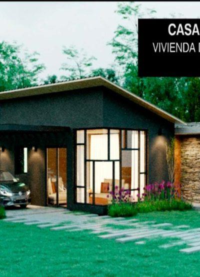 Inmobiliaria Cip Venta Casa en venta en Cortaderas a estrenar altos 02