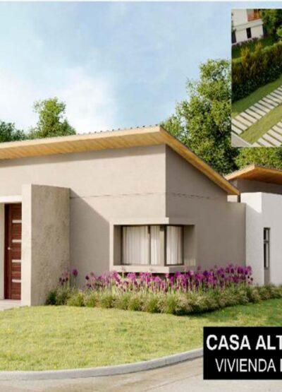 Cip Inmobiliaria Venta de casa a estrenar en Cerro de Oro 2b 01